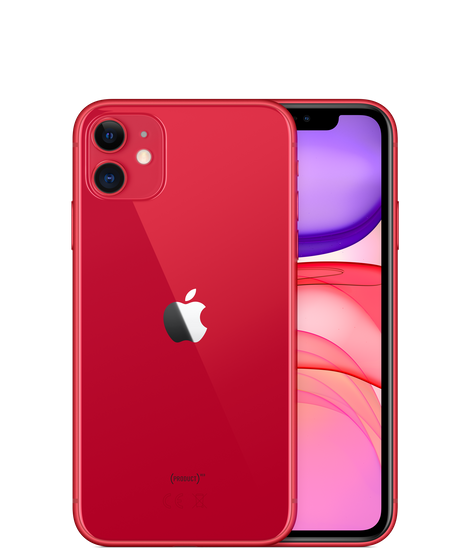 Location iPhone 11 Rouge